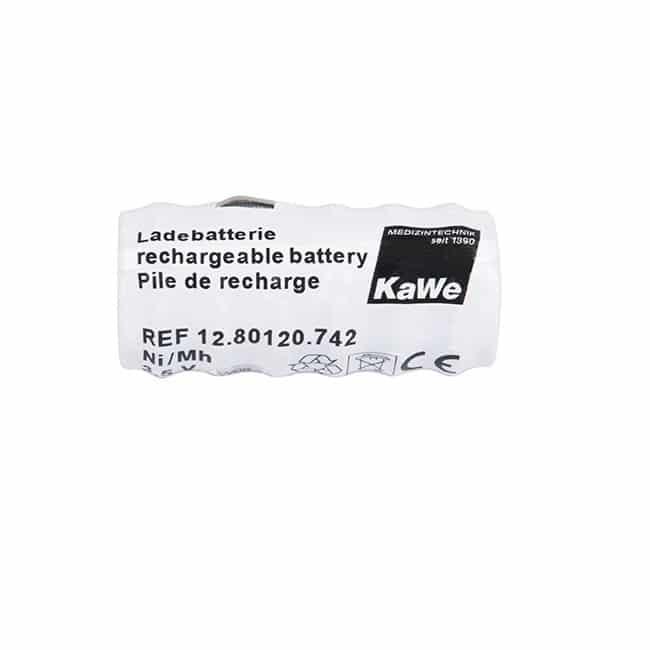 Uppladdningsbart batteri till Eurolight 3.5V