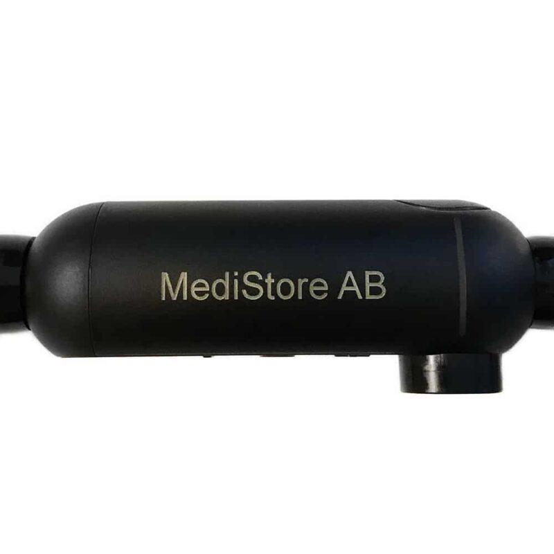 visar gravyr och gravering på ett 3M Littmann CORE Digitalt Stetoskop