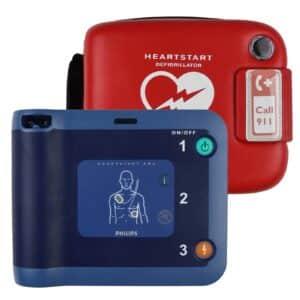 PH861304C01 Philips FRx HeartStart Hjärtstartare med Väska