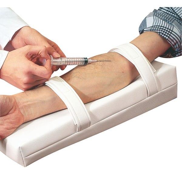 SEF61341303 Injektionskudde med kardborreband