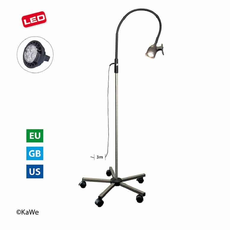 Undersökningslampa MasterLight LED