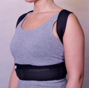 Hållningsbandage Ballerina - Stöd för rygg och hållning