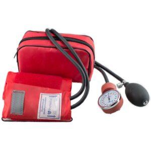 Professionell Blodtrycksmätare Röd