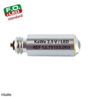 LED lampa 2.5V