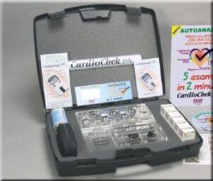 Väska för kolesterolmätare CardioChek