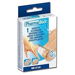 Plåster på rulle Pharmadoct