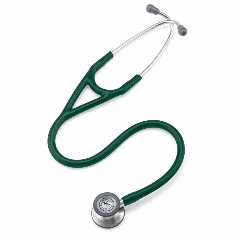 Littmann Cardiology IV Hunter Green