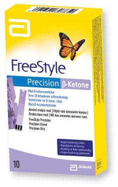 FreeStyle Precision beta-keton