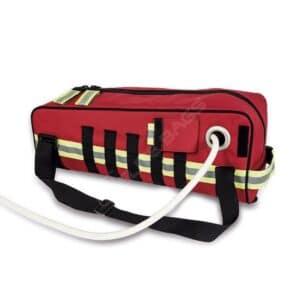 Syrgasväska för 1-3L O2 MINI TUBES(Röd)