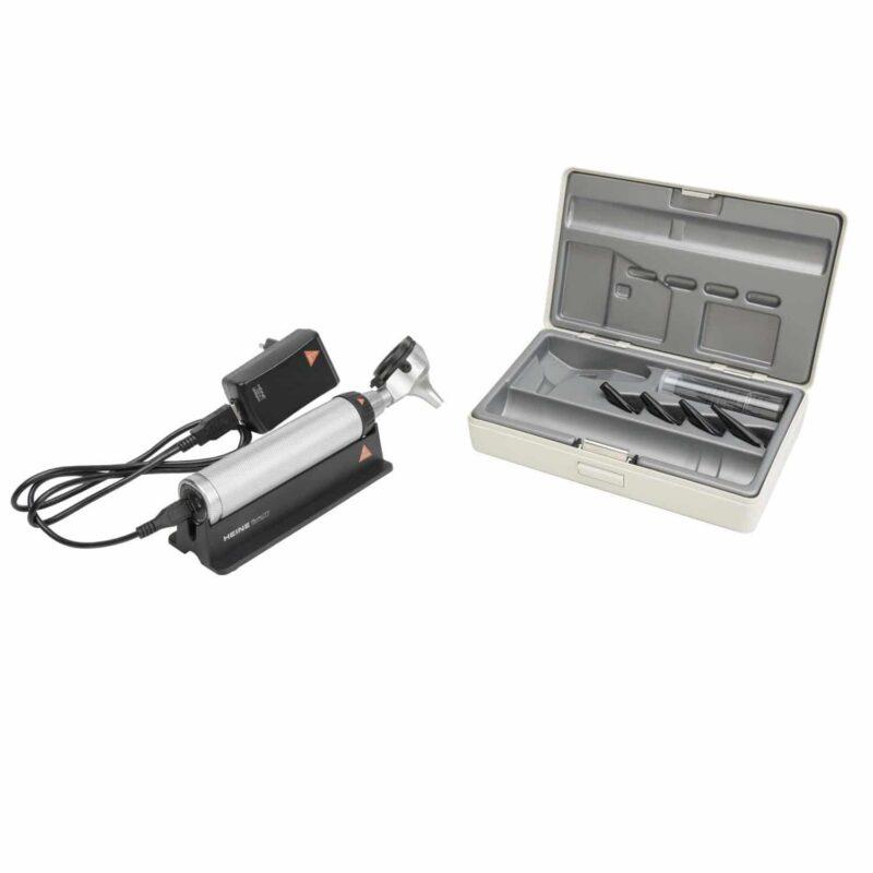 HEINE BETA 200 LED F.O. USB Otoskopset
