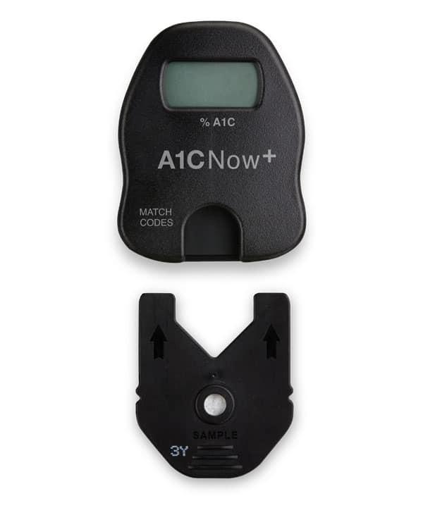 Långtidssockermätare A1C Now+ - HbA1C-mätare (10 tester)