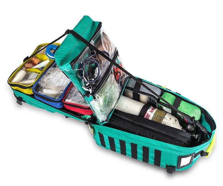 Akutryggsäck PARAMEDS (Grön)