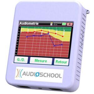 Audiometer Audioschool