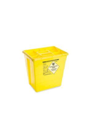 Avfallsbehållare 30L med dubbellock