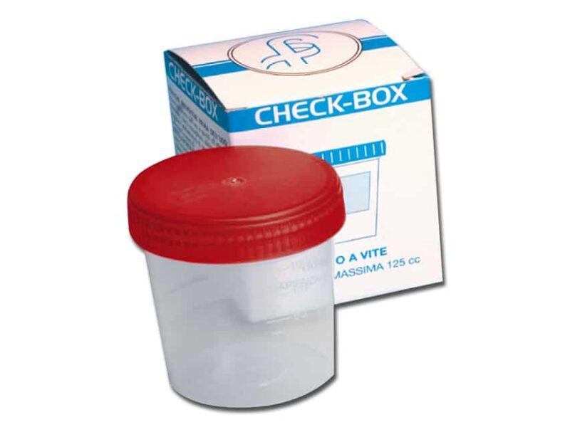 Behållare för Urinprov 120 ml