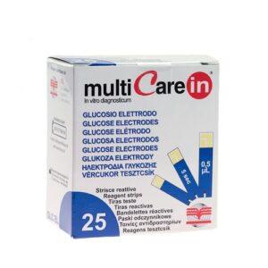 Blodsockerstickor till MultiCare IN 25st