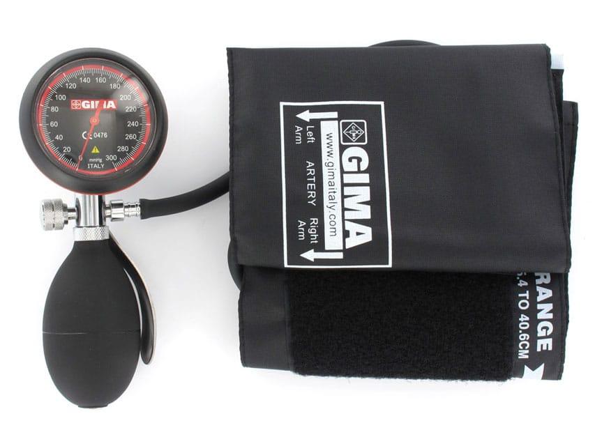 Blodtrycksmätare med handmanometer London