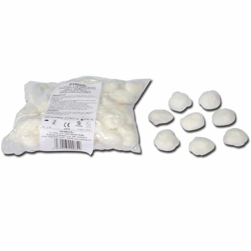 Bomullsbollar - Ø 50 mm - 100 st
