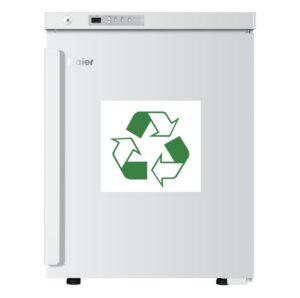 Bortforsling av kylskåp