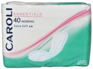 Sanitetsbinda Normal, 40-pack