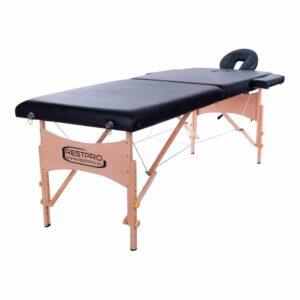 Classic-2 Black Massagebänk