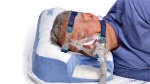 CPAP-kudde