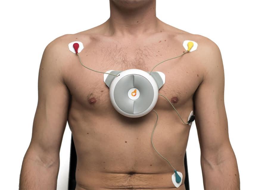 D-Heart EKG för Smartphone