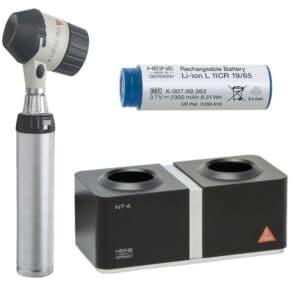 HEINE DELTA 20 T Dermatoskop Med Laddare och Batteri