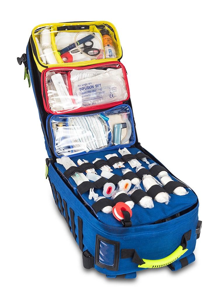 Akutryggsäck PARAMEDS (Blå)