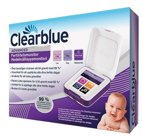 Fertilitetsmonitor från Clearblue