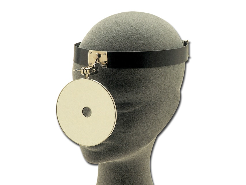 Pannspegel Ziegler 90mm