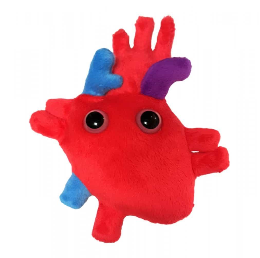 Giant Microbes Hjärta
