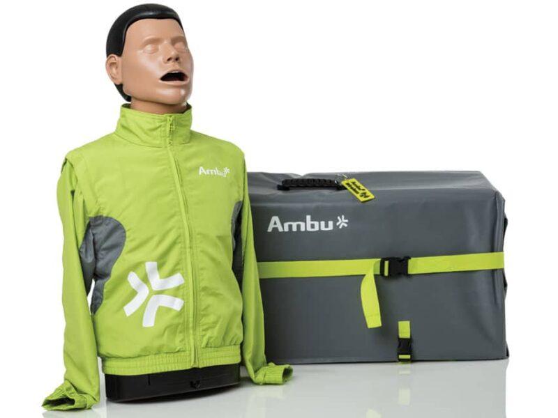 Intubationsdocka Ambu Airway Man