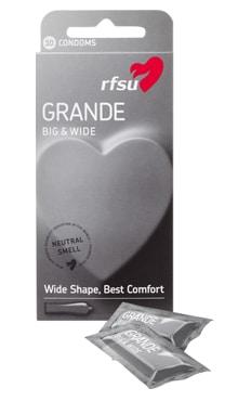 Grande 10 Kondomer