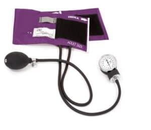 Blodtrycksmätare Standard (Lila)