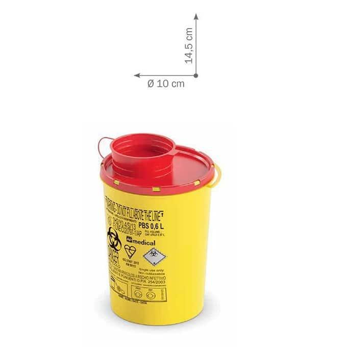 Liten Kanylburk 0,6 Liter