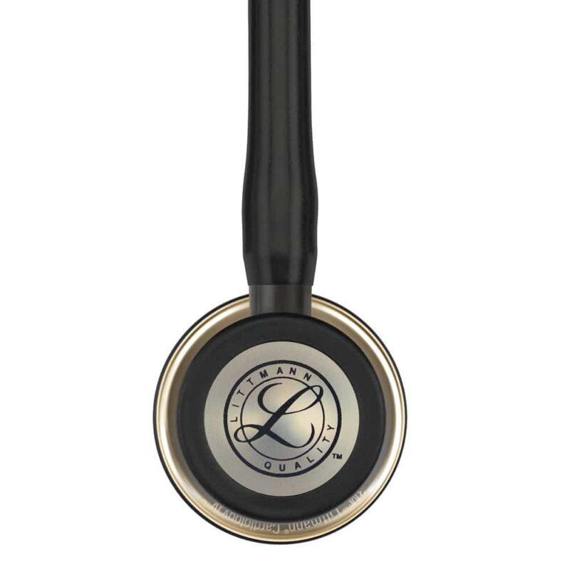 Littmann Cardiology IV Stetoskop Mirror Finish Chestpiece-Black Tube