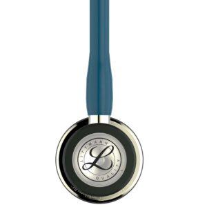 Littmann Cardiology IV Stetoskop Champagne Chestpiece, Caribbean Blue Tube