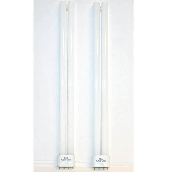 Reservlampor till Genial Light och Lumino Plus (2st)