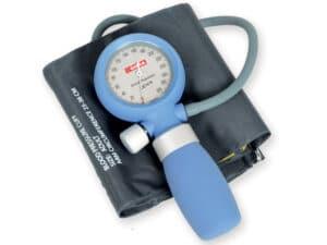 Manuell stöttålig blodtrycksmätare