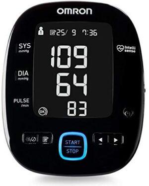 Blodtrycksmätare Omron MIT 5s Connect