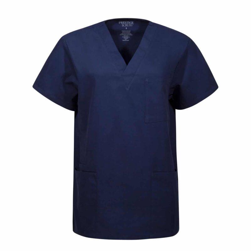 Bussarong för sjukvården Marinblå