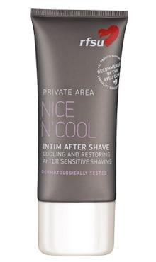 Nice N´Cool - After shave mot röda prickar och irritation