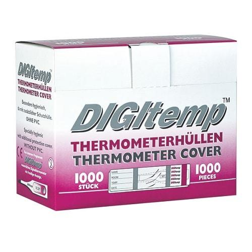 Termometerskydd till oraltermometer