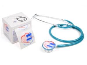 Stetoskopskydd mot bakterier