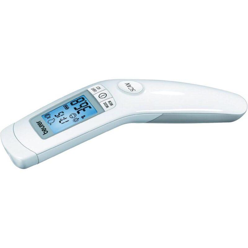 Infraröd febertermometer - Mäter utan kontakt