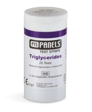 Triglycerider 25st för singeltester