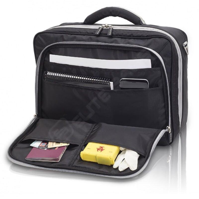 Större väska för Hemsjukvård(Svart)