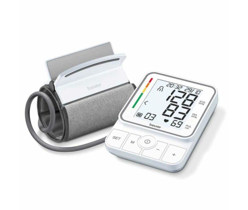Visning av Blodtrycksmätare BM51 med EasyClip manschett