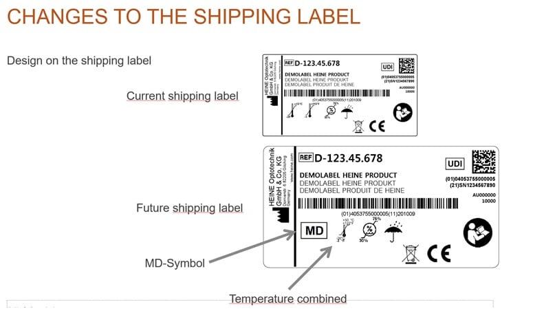 Label MD Medical Device